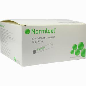 Abbildung von Normlgel Steril Gel Mölnlycke health care 10 x 15 g