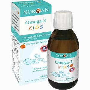 Abbildung von Norsan Omega- 3 Kids Fluid 150 ml