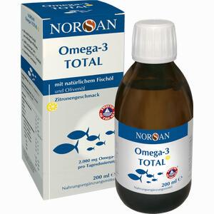 Abbildung von Norsan Omega- 3 Total Fluid 200 ml