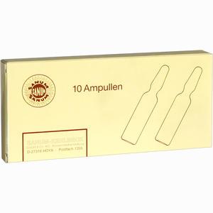 Abbildung von Notakehl D5 Ampullen 10 x 1 ml
