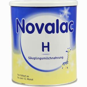 Abbildung von Novalac H Säuglings- Milchnahrung Pulver 800 g