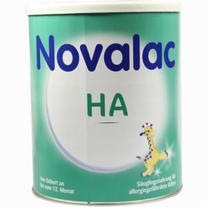 Abbildung von Novalac Ha Hypoallergene Säuglingsnahrung Pulver 800 g