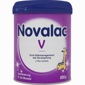 Abbildung von Novalac V Säuglings- Spezialnahrung Pulver 800 g