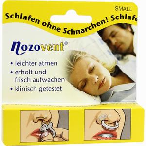 Abbildung von Nozovent Small Nasenklammern 2 Stück