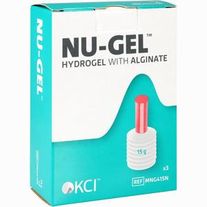 Abbildung von Nu-gel Hydrogel Mng 415 Gel 3 x 15 g