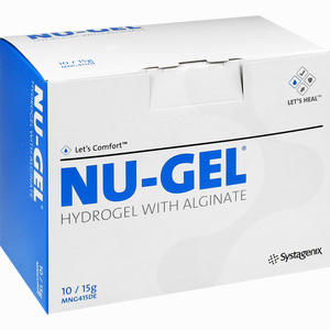 Abbildung von Nu-gel Hydrogel Mng 415 Gel 10 g