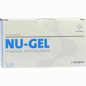 Abbildung von Nu- Gel Hydrogel Mng 425 6 g