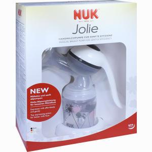 Abbildung von Nuk Jolie Handmilchpumpe 1 Stück