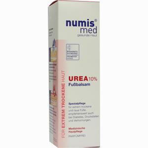 Abbildung von Numis Med Fußbalsam Urea 10%  100 ml