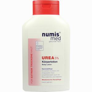 Abbildung von Numis Med Körperlotion Urea 5%  300 ml