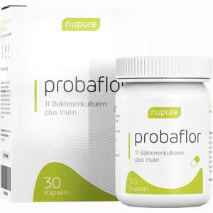 Abbildung von Nupure Probaflor - Probiotikum Kapseln 30 Stück