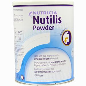 Abbildung von Nutilis Powder Dickungspulver  670 g