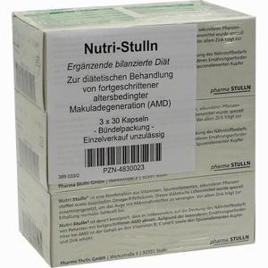 Abbildung von Nutri- Stulln Kapseln 3 x 30 Stück