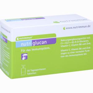 Abbildung von Nutriglucan Tabletten 90 Stück