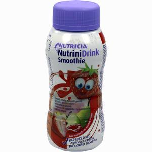 Abbildung von Nutrinidrink Smoothie Rote Früchte Fluid 200 ml