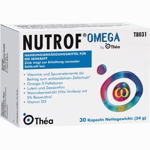 Abbildung von Nutrof Omega Kapseln 30 Stück