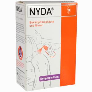 Abbildung von Nyda gegen Läuse und Nissen 2 x 50 ml