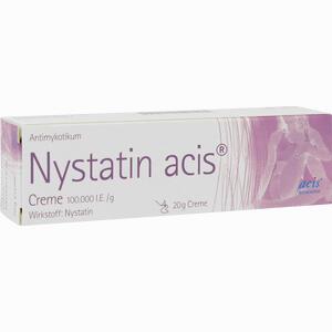 Abbildung von Nystatin Acis Creme  20 g