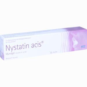 Abbildung von Nystatin Acis Mundgel Gel 50 g