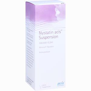 Abbildung von Nystatin Acis Suspension  50 ml