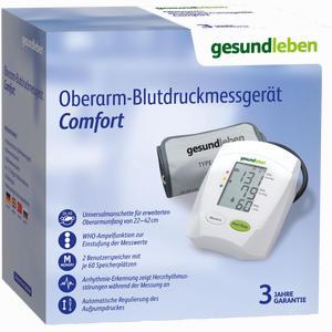 Abbildung von Oberarm- Blutdruckmessgerät Comfort 1 Stück