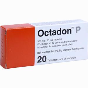 Abbildung von Octadon P Tabletten 20 Stück