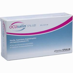 Abbildung von Ocusalin 5% Ud Augentropfen 50 x 0.5 ml