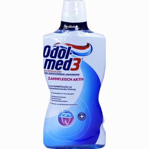 Abbildung von Odol Med 3 Zahnfleisch Aktiv Mundspülung 500 ml