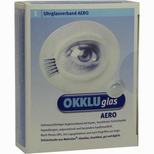 Abbildung von Okkluglas Aero Uhrglasverb 1 Stück