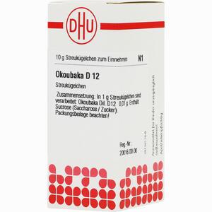 Abbildung von Okoubaka D12 Globuli 10 g