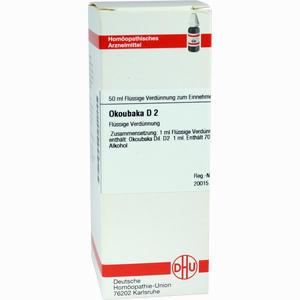 Abbildung von Okoubaka D2 Dilution 50 ml