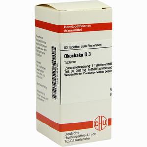 Abbildung von Okoubaka D3 Tabletten 80 Stück