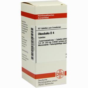 Abbildung von Okoubaka D4 Tabletten 80 Stück