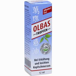 Abbildung von Olbas Tropfen  12 ml