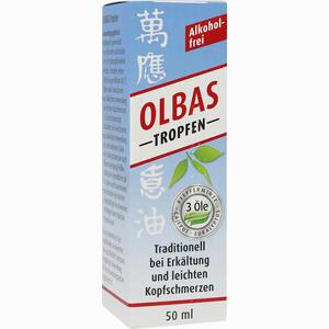Abbildung von Olbas Tropfen  50 ml