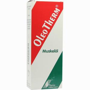 Abbildung von Oleotherm Muskelöl Öl 100 ml