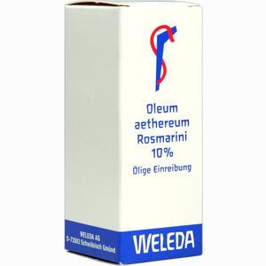 Abbildung von Oleum Aethereum Rosmarini 10% Öl 50 ml