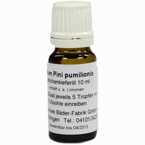 Abbildung von Oleum Pini Pumilionis Hautvorweicher Öl 10 ml