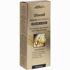 Abbildung von Olivenöl Intensiv Hair Repair Shampoo 200 ml