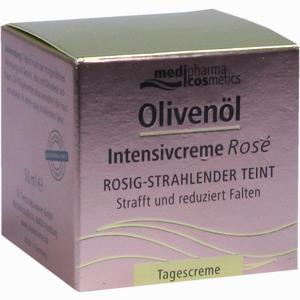Abbildung von Olivenöl Intensivcreme Rose Tagescreme  50 ml