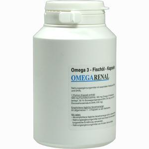Abbildung von Omegarenal Kapseln 200 Stück