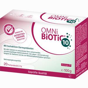Abbildung von Omni- Biotic 10 Pulver 20 x 5 g