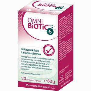 Abbildung von Omni Biotic 6 Pulver 60 g