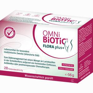 Abbildung von Omni Biotic Flora Plus+ Beutel 28 x 2 g