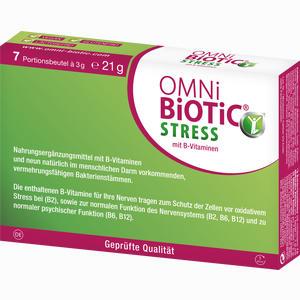 Abbildung von Omni- Biotic Stress Beutel 7 x 3 g