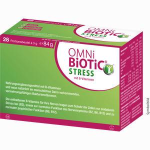 Abbildung von Omni- Biotic Stress Beutel 28 x 3 g