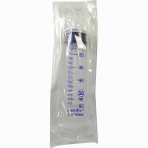 Abbildung von Omnifix Luer- Lock Latexfrei Spritzen 50 ml