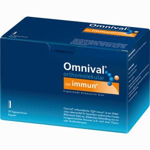 Abbildung von Omnival Orthomolekular 2oh Immun Kapseln 150 Stück