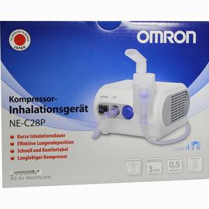 Abbildung von Omron C 28plus Compair Inhalationsgerät 1 Stück