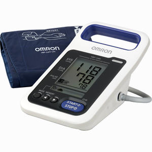 Abbildung von Omron Hbp- 1300- E Oberarm Blutdruckmessgerät 1 Stück